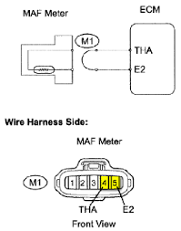 iat sensor performance chip installation procedure 1999 2006 1999 2006 toyota camry iat sensor maf sensor location pinout wiring diagram