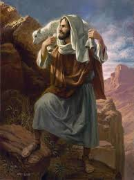 "James Seward Open Edition Print on Canvas:""Lamb of God"" - James Seward"