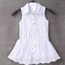 2016 white pretty summer baby dressbaby summer dress kids frocks 2016 baby frock designs