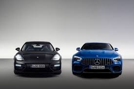 BMW Convertible bmw vs mercedes drift : Mercedes-AMG GT63 S vs Porsche Panamera Turbo - beyond the supersaloon