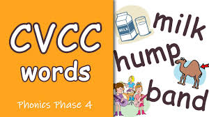 The lanternfish phonics resource section has greatly expanded. Cvcc Words Phonics Phase 4 Segmenting Blending Youtube