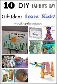 10 diy father s day gift ideas from kids