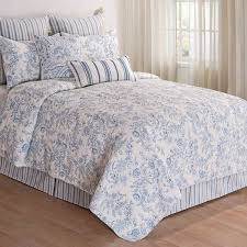 Toile Bedding - The Best French Toile Bedding Sets Sale, View Now! & Williamsburg Clementina Dusk Quilt Adamdwight.com