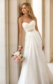 Strapless Ball Gown Wedding Dresses Ym Dress 2017
