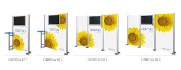 Display Stands For Exhibitions Beauteous Audio Visual Display Stands 332m32