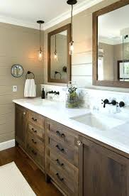 hanging pendant lights over bathroom vanity incredible lighting for bathrooms home interior 9