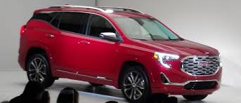 2018 gmc 3500 all terrain. perfect terrain 2018 gmc terrain compact suv moves to allturbocharged lineup at detroit  auto in gmc 3500 all terrain