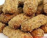 biscotti regina  sesame cookies