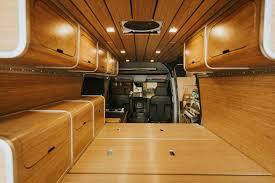 Mercedes sprinter conversion van aux water tank & mount kit. Diy Camper Van 5 Affordable Conversion Kits For Sale
