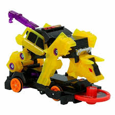 Smokey transforms from fire truck to anchiceratops, is orange. Toys Games Screechers Wild Monkeywrench Level 2 Vehicle Toys Games Other Toys Games