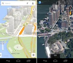 Google earth engine, google maps, and google earth pro are additional freeware that google provides to the public. Google Map Vs Google Earth What Is The Difference