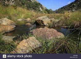 Boquerón del Estena scenic, Cabañeros National Park, Navas de Estena Stock  Photo - Alamy