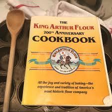 king arthur cookbook