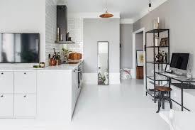 Inrichting Keuken Kleine Inspirerende Kleine Woonkamer Met Open
