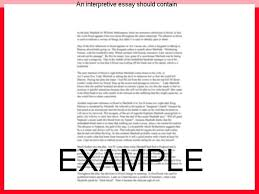 an interpretive essay should contain college paper service an interpretive essay should contain how to write an interpretation essay analysis essay the interpretive