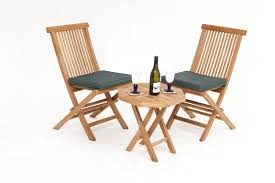 teak bistro table and chairs. Versailles 2 Seater Teak Bistro Garden Furniture Set Table And Chairs L