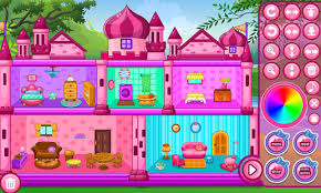 doll house decoration game android apps on google play
