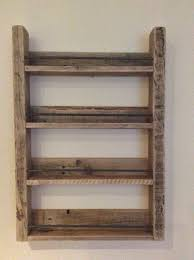 Wooden Spice Rack Wall Mount Gorgeous Spice Rack Storage For Spices Rustic Wood Kitchen Storage