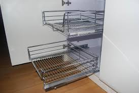 pull out baskets for kitchen cabinets
