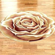 flower shaped rugs flo shaped rugs decorations for beautiful floor decoration oversized area rug outdoor oblong round