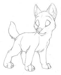 Small Picture Best 25 Anime wolf drawing ideas only on Pinterest How to draw