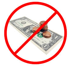Image result for no money