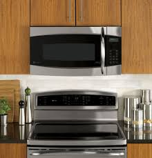 Modern Microwave modern kitchen with stainless steel canisters and installed 6579 by guidejewelry.us