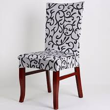 honana wx 912 elegant spandex elastic stretch chair seat cover computer dining room wedding decor