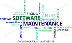software maintenance word cloud software maintenance a word cloud of software