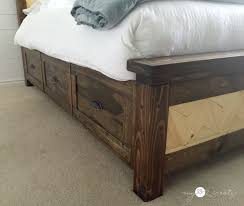 build this diy queen size lift storage bed from these plans at ana white they also have a daybed size as well love the wheels