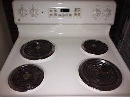 Image Kenmore Ge Electric Stove Top Electric Stove Electric Stove Ge Electric Stove Top
