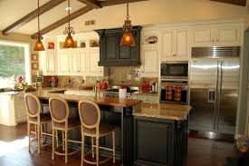 Cape Cod Kitchen Rustic Modern Kitchen Light Blue Floating Glass Door Cabinet Cape