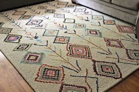 the funky monkey berber moroccan multi rug from rugs usa review