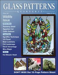 glass patterns quarterly winter 2017