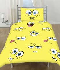 spongebob squarepants bedding designs