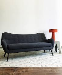 Our dark grey Karl Sofa catching some nice natural light in the ...
