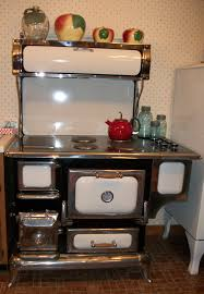 old kitchen stove interiors design