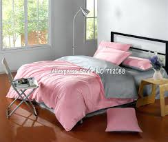 gray and pink bedding amazing king size bed sheet picture more detailed picture about pink intended for pink and grey comforter set gray yellow pink bedding
