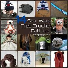 Star Wars Crochet Patterns Free