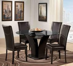 Dining Room Table Black Kitchen Tables Set Black Oval Kitchen Table Sets Dining Designs