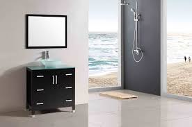 Beautiful Bathroom with Grey Accent and Modern Style Well Liked