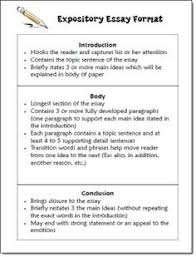 Explanatory Essay Format Expository Essay Format Freebie In Laura Candlers Writing