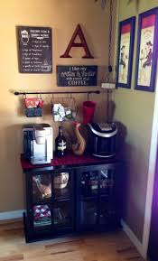 office coffee bar. Coffee Bar Ideas Kitchen Small For Office Design Table Sign