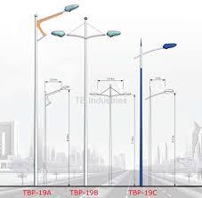 street light pole tb china manufacturer lighting fixtures