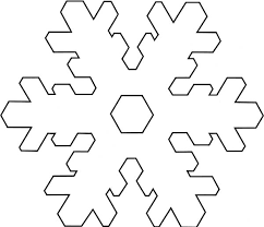 Small Picture Simple snowflake coloring pages ColoringStar