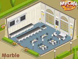 My coffee shop specialises in the supply of office coffee machines in melbourne and sydney. Marble French Style My Cafe Game Mycafe Mycafegame Game Cafe Cafe Design Cafe Style