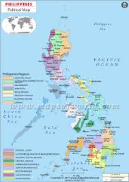 political map of philippines  philippines political map