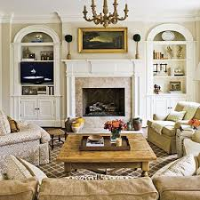 Southern Style Living Rooms