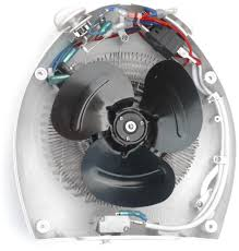 fan heater typical fan heater s internal parts