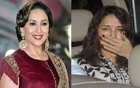 madhuri dixit s photos without makeup take the internet by storm
